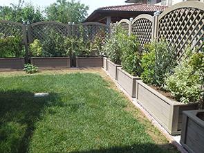 Casette in legno e strutture prefabbricate per esterni for Arredo giardino brescia