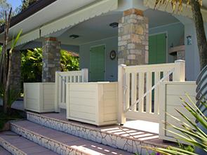 Arredo giardino grigliati fioriere e accessori per il vostro giardino terrazzo edil garden - Fioriere in legno per giardino ...