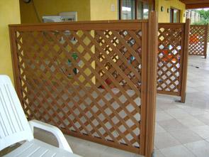 Arredo giardino grigliati fioriere e accessori per il vostro giardino terrazzo edil garden - Grigliati in legno ikea ...
