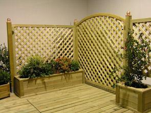 Fioriere in legno ikea fioriera con grigliato plastica for Grigliati in legno ikea