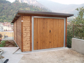Garage in alluminio prezzi for Box lamiera prezzi