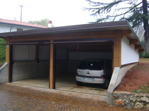 Garage in muratura quanto costa terminali antivento per for Quanto costa costruire un garage