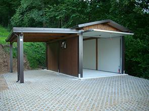 Garage prefabbricati prezzi decorare la tua casa - Prezzo bagno prefabbricato ...