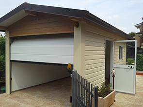 Realizzazione e vendita box auto arcover in legno per for Prezzo per costruire un garage