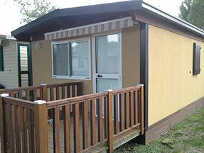Case mobili brescia case mobili in legno da campeggio o for Case in legno usate su ruote
