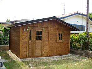 Casetta giardino coibentata idee per il design della casa for Mondo casette prefabbricate