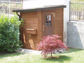 Casette In Legno Da Giardino Multiuso Edil Garden Brescia