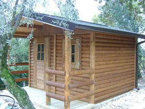 Casette in legno da giardino brescia