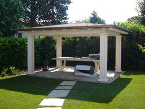Vendita gazego in legno brescia edil garden brescia for 3 box auto in vendita
