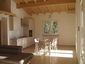Realizzazione prefabbricati e bungalow edil garden - Case prefabbricate interni ...