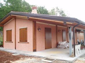 Case prefabbricate in legno 80 mq for Costo case prefabbricate